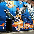 A piece from Eurocultured Festival Manchester. by MrDtct
