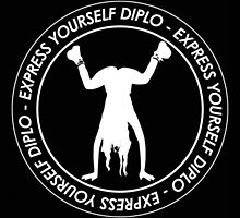 Diplo - Express Yourself Cover by FeatherLigure