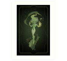 Dryad - Poster Art Print