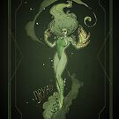 Dryad - Poster by LilyM