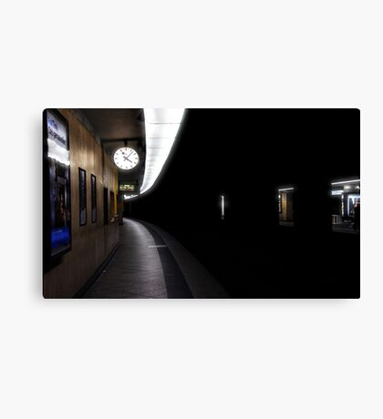 Bruxelles Central, One Canvas Print