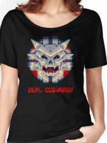 Run Coward! Women's Relaxed Fit T-Shirt