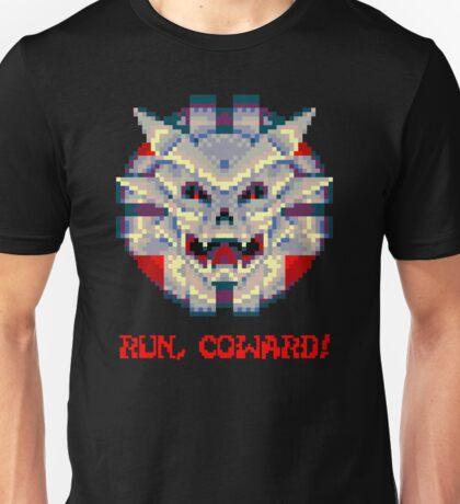 Run Coward! Unisex T-Shirt