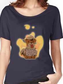 Pokeshaming - Growlithe Women's Relaxed Fit T-Shirt