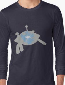 PKMN Silhouette - Magnemite Family Long Sleeve T-Shirt