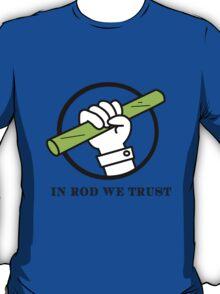 One Nation Under Rod T-Shirt