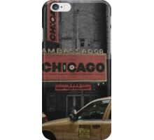 He Had It Coming - New York 2007 iPhone Case/Skin
