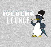 Iceberg Lounge  One Piece - Long Sleeve