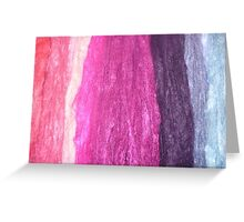 Soft and Colorful Greeting Card