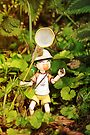 Yotsuba & The Cicada Hunt by Liam Liberty