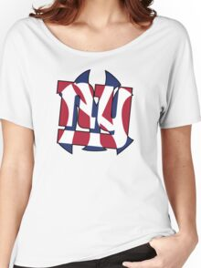 New York Sports teams Women's Relaxed Fit T-Shirt