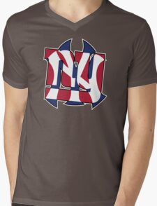 New York Sports teams Mens V-Neck T-Shirt