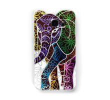 elephant flower Samsung Galaxy Case/Skin