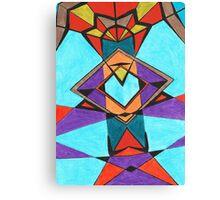 crown 6 Canvas Print