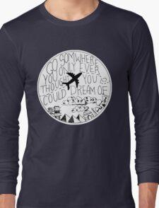 Dreams into reality Long Sleeve T-Shirt