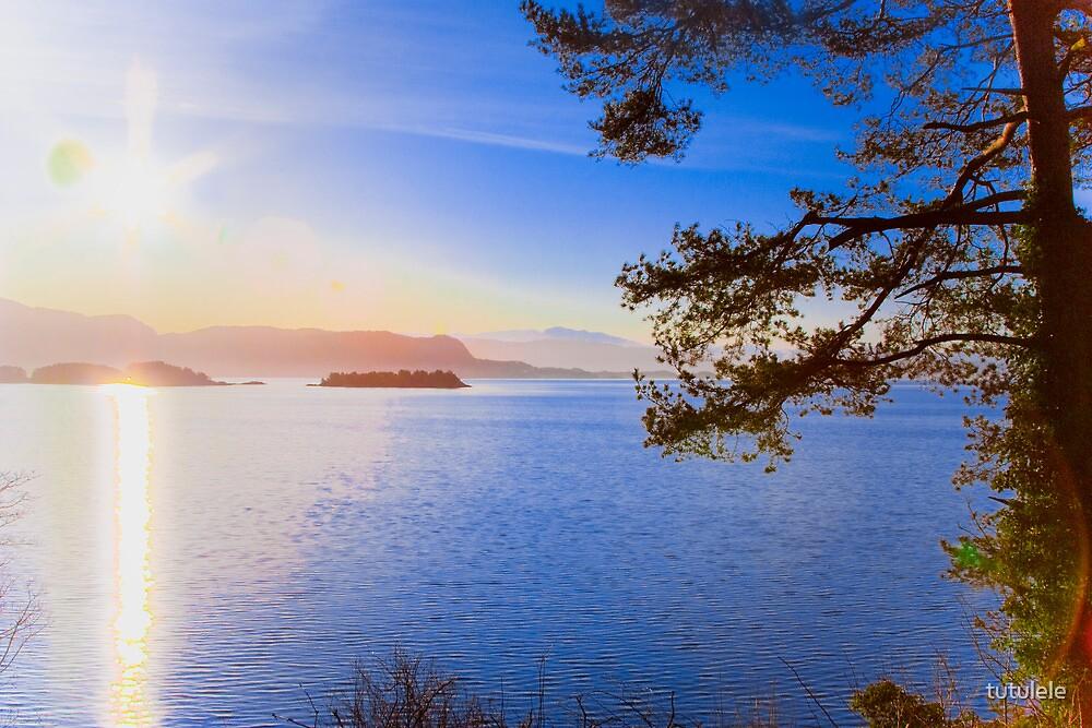 Sunrise by tutulele