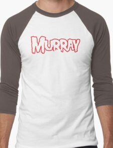 Misfit Murray Men's Baseball ¾ T-Shirt