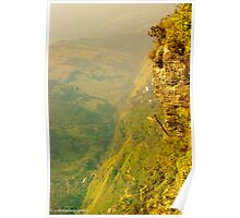 The world's end - Srilanka Poster