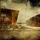 Haapsalu Train Station by tutulele