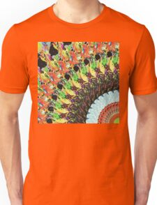 Abstract Collage of Colors 5 Unisex T-Shirt