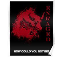 ENRAGED Poster
