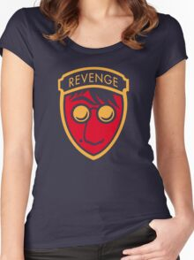 Revenge Women's Fitted Scoop T-Shirt