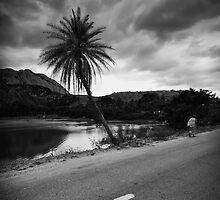 Walk far woman by Deepak Varghese