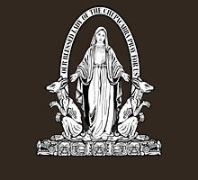 Our Lady of the Chupacabra Unisex T-Shirt