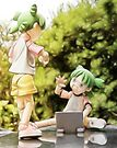 Yotsuba & Online Gaming by Liam Liberty