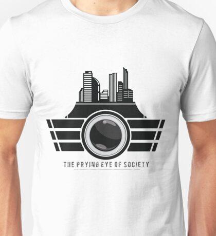 Prying Eye of Society Unisex T-Shirt