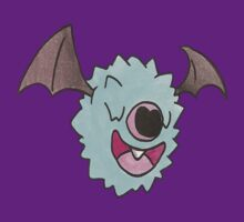 Woobat by eevilmurray