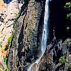 Upper Yosemite Falls by Tamara Valjean