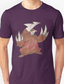 Excadrill by Derek Wheatley T-Shirt