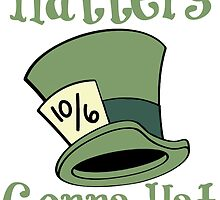 Hatters Gonna Hat by AliceCorsairs