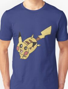 Pikachu by Derek Wheatley T-Shirt