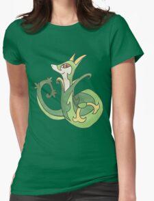 Serperior by Derek Wheatley Womens Fitted T-Shirt
