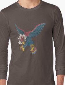 Braviary by Derek Wheatley Long Sleeve T-Shirt