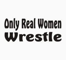 Wrestle Baby Tee