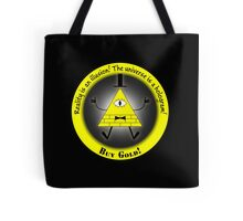 Reality Is An Illusion Tote Bag