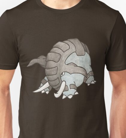 Donphan by Derek Wheatley T-Shirt