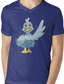 Ducklett by Derek Wheatley Mens V-Neck T-Shirt