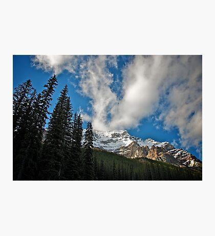 Valley of the Ten Peaks Photographic Print
