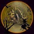 Halloween Moon by ArtBee