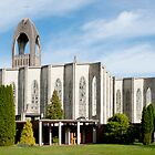 Westminster Abbey in Mission BC by MaluC