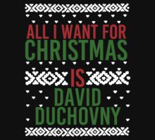 All I Want For Christmas (David Duchovny) by MizSarie