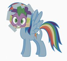 Spike as dash by Appledash
