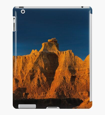 Sunrise over Badlands Door Trail .3 iPad Case/Skin