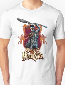 THIS IS MY BROOMSTICK!!! Unisex T-Shirt