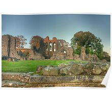 Inch Abbey  Poster