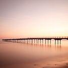 Pier sunrise by PaulBradley